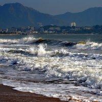 Море волнуется :: ирина