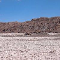В соляной пустыне... :: Владимир Жданов