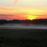 Вечерний туман . :: nadyasilyuk Вознюк