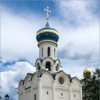 Церковь в честь Сошествия Святого Духа на апостолов :: Влад Чуев