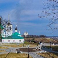 Никольская церковь. :: Дмитрий Карасев
