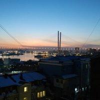 Вечерний Владивосток :: Михаил Юрин