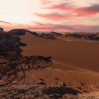 Пустыня Атакама... Чили! :: Александр Вивчарик