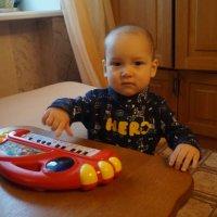 юный композитор. :: Серж Поветкин
