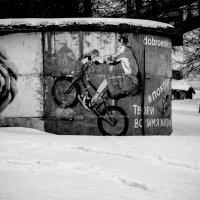Февраль в Новосибирске :: Елена Берсенёва