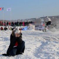 Snowbike...(4) :: MoskalenkoYP .