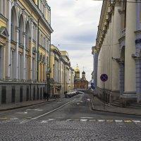 Рыбный переулок (Москва) :: Сергей Фомичев