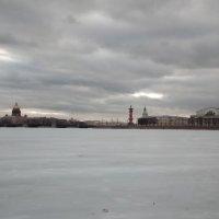 Нева зимняя :: Серж Поветкин