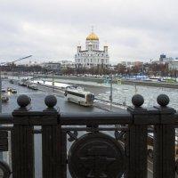 Москва. Воспоминания о будущем (постковидном) :: Владимир Шибинский