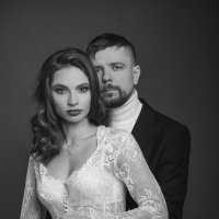 Алексей и Рита. :: Александр Ломов