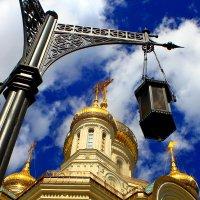 Сегодня  СРЕТЕНИЕ   Сретенский монастырь :: олег свирский