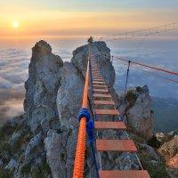 Мосты на Ай-Петри :: Сергей Титов