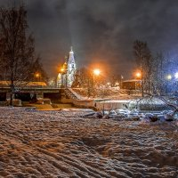 Вечер на речке. :: Василий Максимов