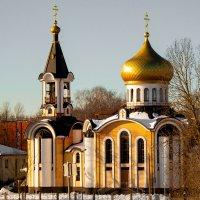Храм новомучеников и исповедников :: Дмитрий