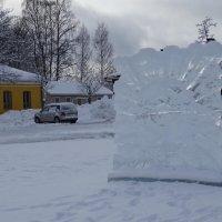 Ледяная фигура :: Sabina