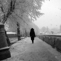 Зимнее. :: сергей лебедев