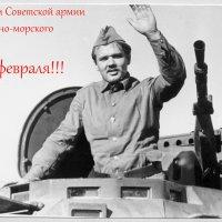 23 февраля :: Андрей Анатольевич Жуков