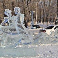 Ледяные фигуры ... Танец ... :: JT --------      SHULGA  Alexei