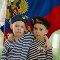 С праздником, мужчины! :: Ольга Русакова
