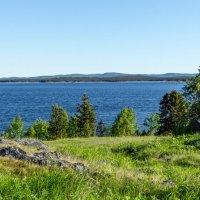 Монастырский наволок. Залив Белого моря. :: Юра Степнов