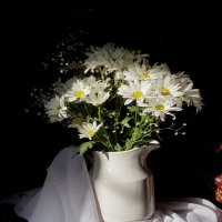 Белый букет :: Наталья (D.Nat@lia)
