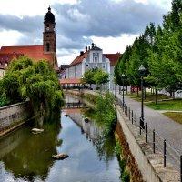 Весенний   дождь в Амберге ! :: backareva.irina Бакарева