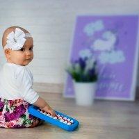 Маленькая принцесса :: Алиса Ворфоломеева