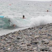 черноморские волны :: Олег Овчинников