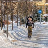 Мороз и солнце .... :: Анатолий. Chesnavik.