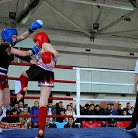 Что такое женский бокс ....? :: Анатолий Святой
