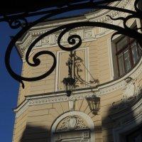 фасад, исполненный солнцем :: sv.kaschuk