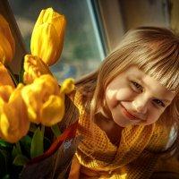 весна :: Алёна Дуклер