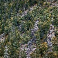 Осень в горах :: Людмила Фил