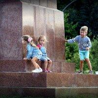 счастливое детство :: Олег Лукьянов