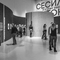 Из зала выставки. :: Олег Бабурин