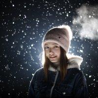 Мартовский снег :: Олеся Стоцкая