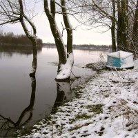 Река :: Геннадий Худолеев