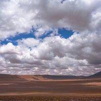 Небо над Альтиплано... :: Владимир Жданов