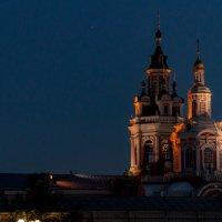 Гдето в Москве :: Владимир Субботин