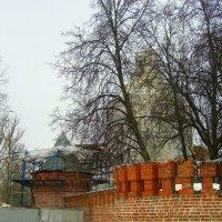 Работы на Фёдоровскои городке в ЦС продолжаются - 2 :: Сергей