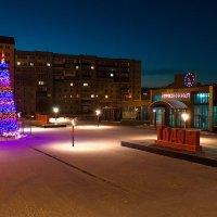 Красивый Междуреченск :: Юрий Лобачев
