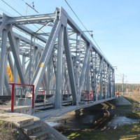 После окраски моста :: Влад Платов