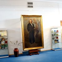 Парадный портрет М.А.Шолохова :: Сергей