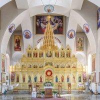В храме. :: Анатолий Сидоренков