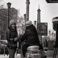 Вечерняя прогулка :: Олег Терёхин