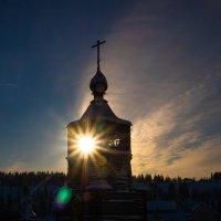 Солнце Севера. :: Сергей Мартьяхин