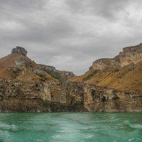 Чиркейское водохранилище :: Дмитрий .