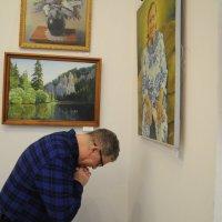 Поклонению искусству :: Борис