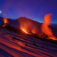 Ледник в Огне :: Денис Будьков