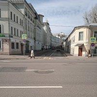 Первый Колобовский переулок. :: Яков Реймер